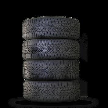 Mercedes 17 Zoll Felgen C-Klasse W205 Winterreifen Winterräder A2054012100 – Bild 6