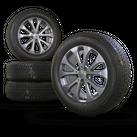 Mercedes Benz 18 Zoll Winterräder Felgen GLC W253 Alufelgen Winterreifen 8 mm