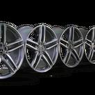 4x AMG 20 Zoll Felgen Mercedes E-Klasse E 63 & E63 S W213 S213 Alufelgen NEU