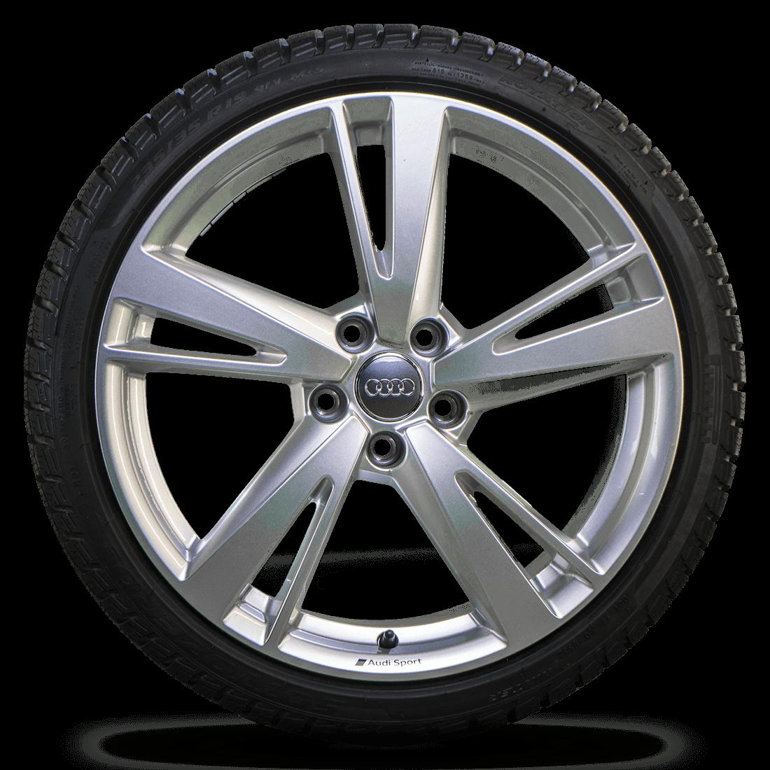 Audi 19 Inch Rims RS3 8V Blade Winter Tires Winter Wheels