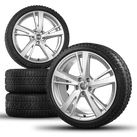 Audi 19 inch rims RS3 8V Blade winter tires winter wheels 8V0601025EJ NEW