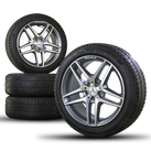 AMG 19 inch winter wheels Mercedes S-Class W222 W217 winter tires A2224010000