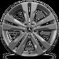 18 inch Mercedes AB class W246 W176 CLA W117 rims aluminum rims A2464010400 NEW 9