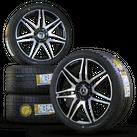 AMG 19 inch Mercedes rims SL-Class R231 W231 CLS W218 tires winter wheels NEW