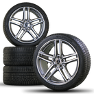 AMG 20 inch Mercedes E-class E 63 E63 S W213 S213 winter tyres winter wheels