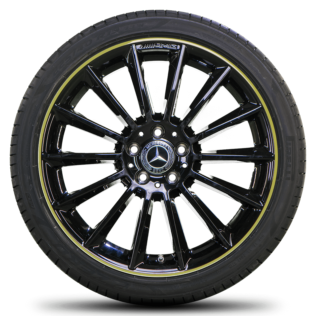 Amg 19 Inch Rims Mercedes A Class W177 Alloy Rims Summer Tires