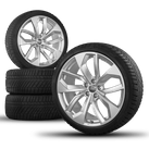 Audi 20 Inch Rims RS4 8W RS5 B8 8T 8F B9 Winter Tires Winter Wheels Edge 8 mm