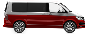 VW 18 Zoll Allwetterreifen T5 T6 Bus Multivan Felgen Ganzjahresreifen Toluca NEU – Bild 4