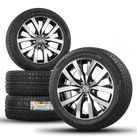 VW 18 inch all-weather T5 T6 bus Multivan Toluca all-season tires NEW