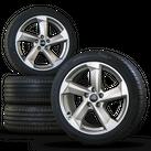 Audi 18 inch rims A4 S4 B9 8W rotor Quattro Sline summer tires summer bikes NEW
