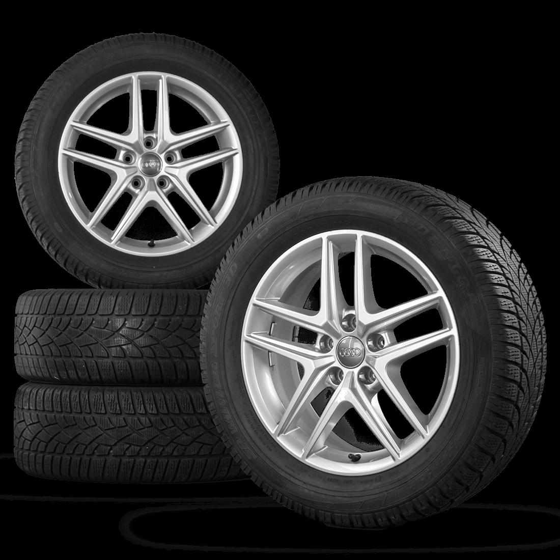 Audi 17 Inch A4 Allroad B9 8W Aluminum Rim Rims Winter