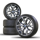 BMW X3 F25 X4 F26 20 inch aluminum rims summer wheels 6864262 Styling 542