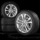 Audi 20 Zoll A8 S8 4H 4N Alufelgen Winterreifen Winterräder 4H0601025BL 7 mm