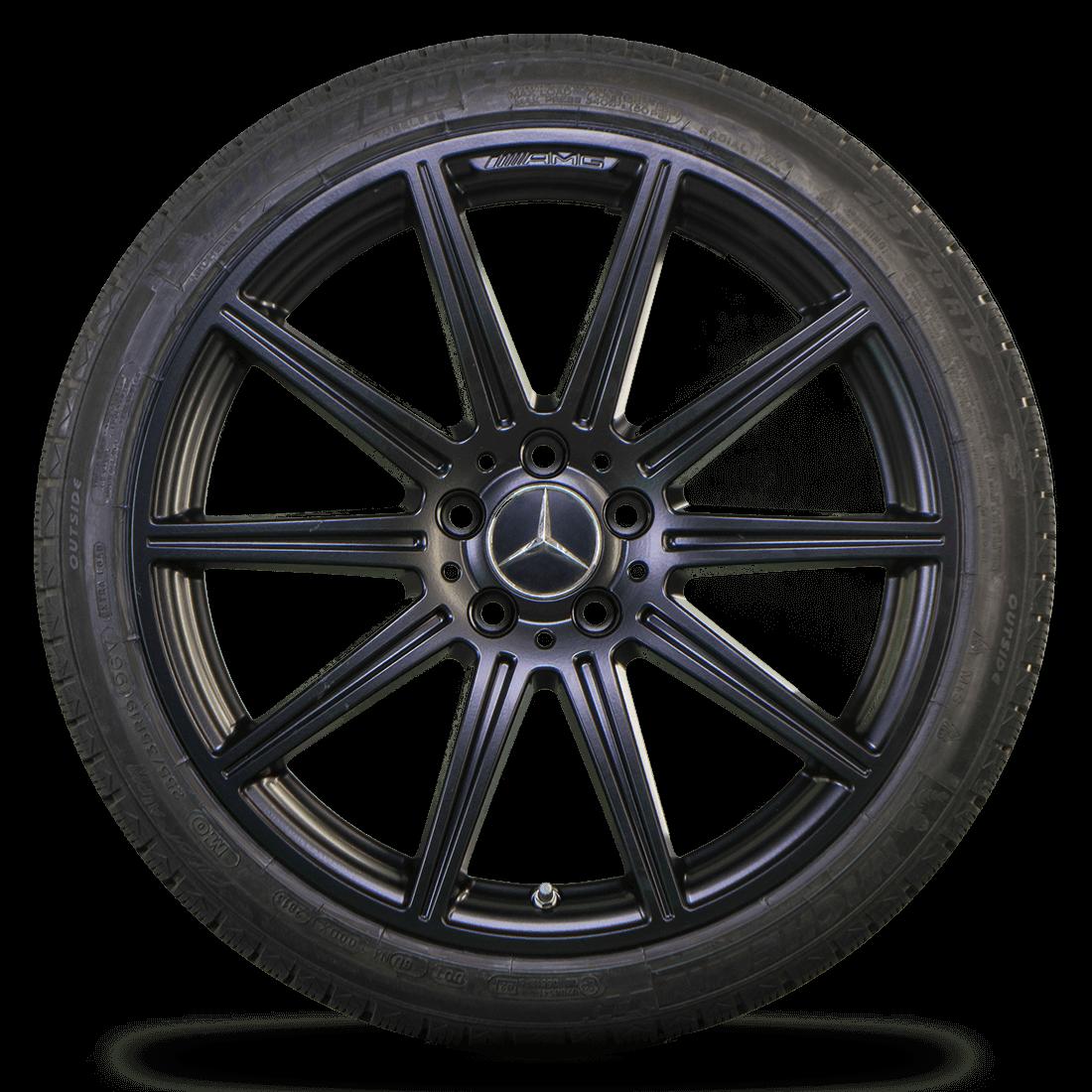 AMG 19 Zoll Mercedes Benz E63 W212 S212 CLS 63 W218 Winterräder Winterreifen