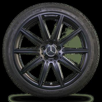 AMG 19 Zoll Mercedes Benz E63 W212 S212 CLS 63 W218 Winterräder Winterreifen – Bild 5