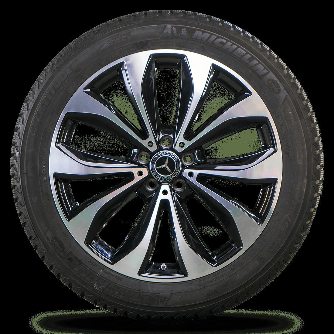 Mercedes 20 inch GLC X253 W253 C253 alloy rims rims winter tires winter  wheels