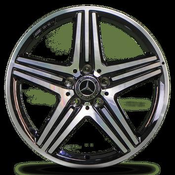AMG 18 Zoll Mercedes A-Klasse W176 & A45 CLA 45 250 W117 Alufelgen Felgen – Bild 4