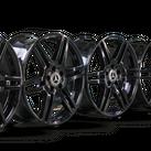 AMG 18 inch rims Mercedes E-Class C207 A207 W207 Coupé Convertible Alloy Wheels