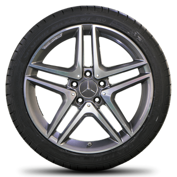 Mercedes 18 Zoll A45 AMG CLA 45 250 W176 W117 Sommerräder Felgen Alufelgen NEU – Bild 5