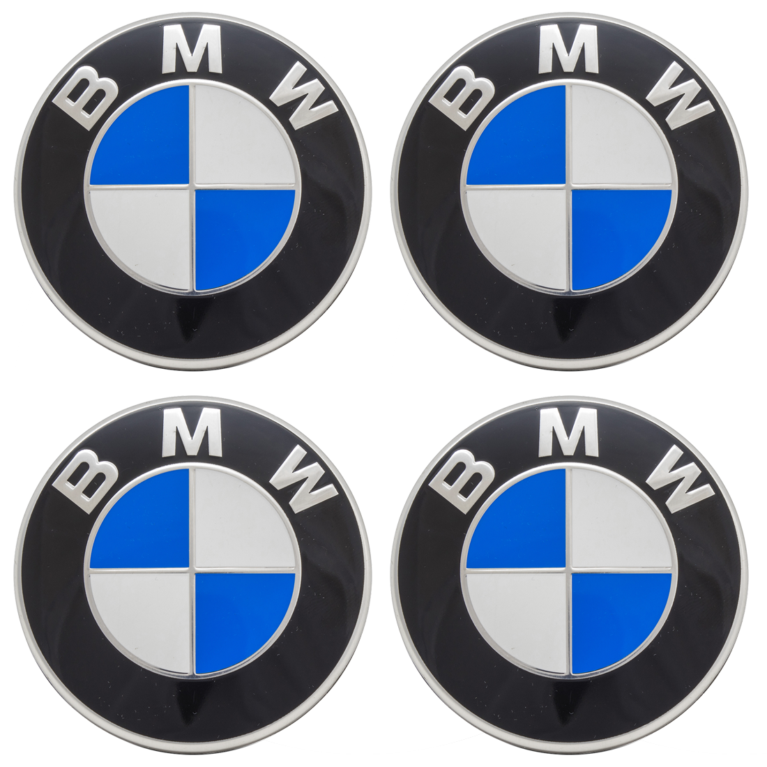 4x original BMW Nabendeckel Felgendeckel 6er E63 E64 F06 Gran Coupe F12 F13 67 mm