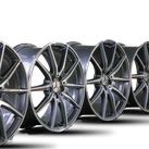 19 20 Inch Mercedes Rims AMG GT SCR Alloy Rims A1904011000 A1904010600 NEW