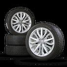 Audi 19 inch A6 S6 4G rims winter tires winter wheels complete winter wheels S