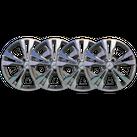 4x Original 18 Zoll Felgen Mercedes Benz V-Klasse Vito W447 Alufelgen NEU