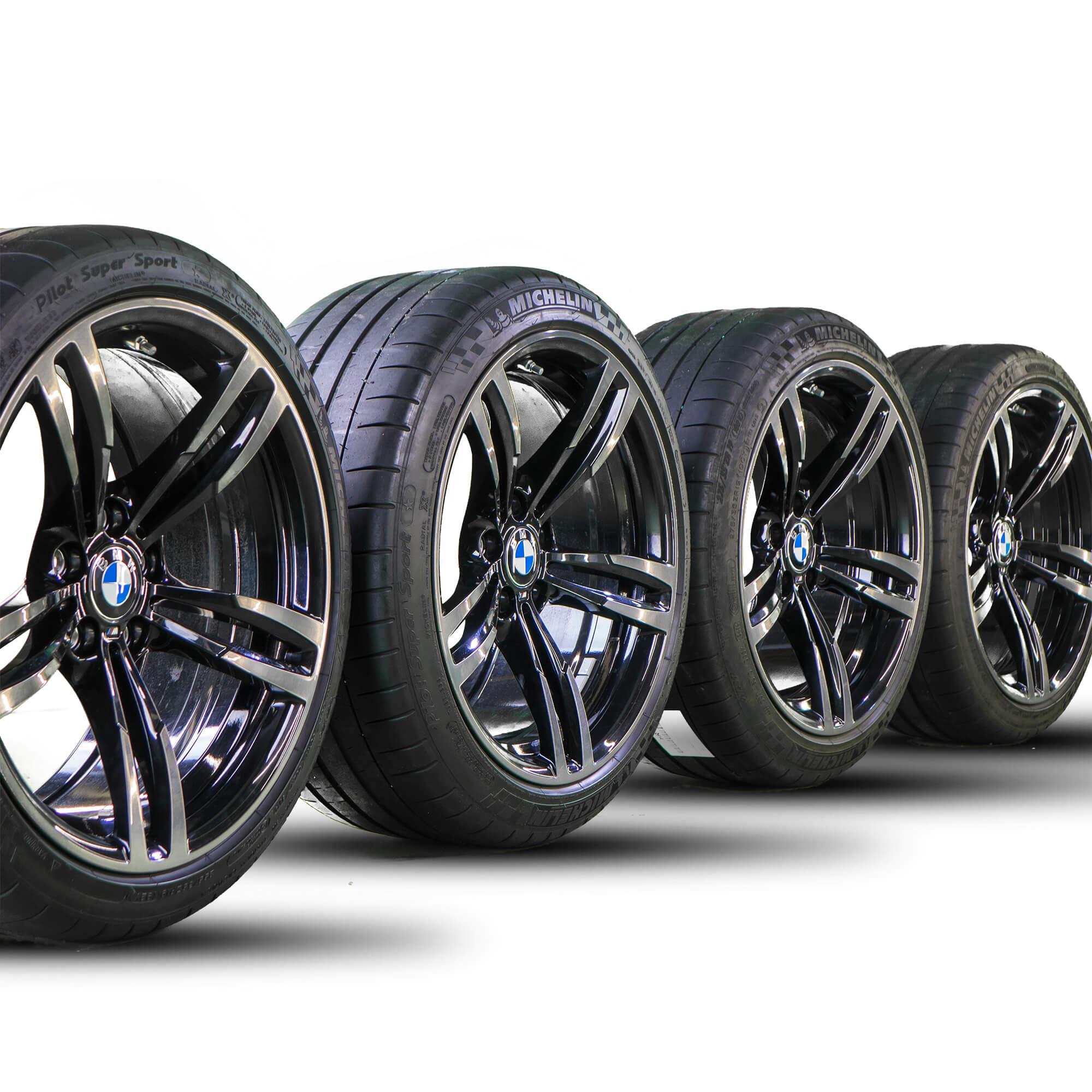 Details About Bmw 19 Inch M3 F80 M4 F82 F83 Alloy Wheel Rims Summer Tires Summer Wheels M437