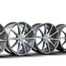 4x AMG 20 inch Mercedes Benz Rims S63 S65 W222 Coupe S217 C217 alloy rims