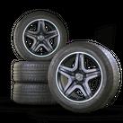 AMG 20 Zoll Felgen Mercedes Benz G63 G65 G-Klasse W463 Alufelgen Sommerreifen