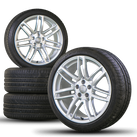 Audi 19 inch rims A5 S5 B8 8T aluminum rims summer tires summer wheels