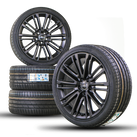 Audi 19 inch rims A4 S4 8W B9 aluminum rims summer tires S line summer bikes NEW