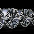 4x Audi 20 inch A8 S8 4N F8 4H alloy rims 4N0601025D 9.0 x 20 ET37 NEW