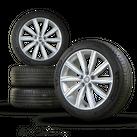 Audi 19 inch Rims A6 S6 4K C8 Alloy Rims Michelin Sommerreifen Sommerräder NEW