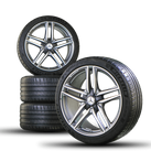 AMG 20 inch rims Mercedes E-class E63 E 63 S W213 alloy rims summer wheels NEW