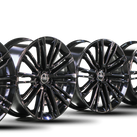 4x Audi 19 inch rims A4 S4 8W B9 alloy rims S line 8W0601025BE 8,5x19 ET 40 NEW