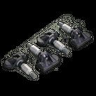 4x Mercedes RDK Sensoren Reifendrucksensoren A-Klasse W177 B-Klasse W247 NEU