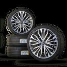 Audi A6 S6 4G 20 inch alloy rims summer wheels summer tire 4G0601025BE