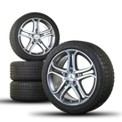Mercedes 18 inch rims E-Class W212 S212 aluminum rims winter tires winter wheels