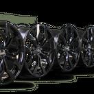 4x Audi R8 V8 V10 S line Felgen Alufelgen 420601025G 420601025F NEU