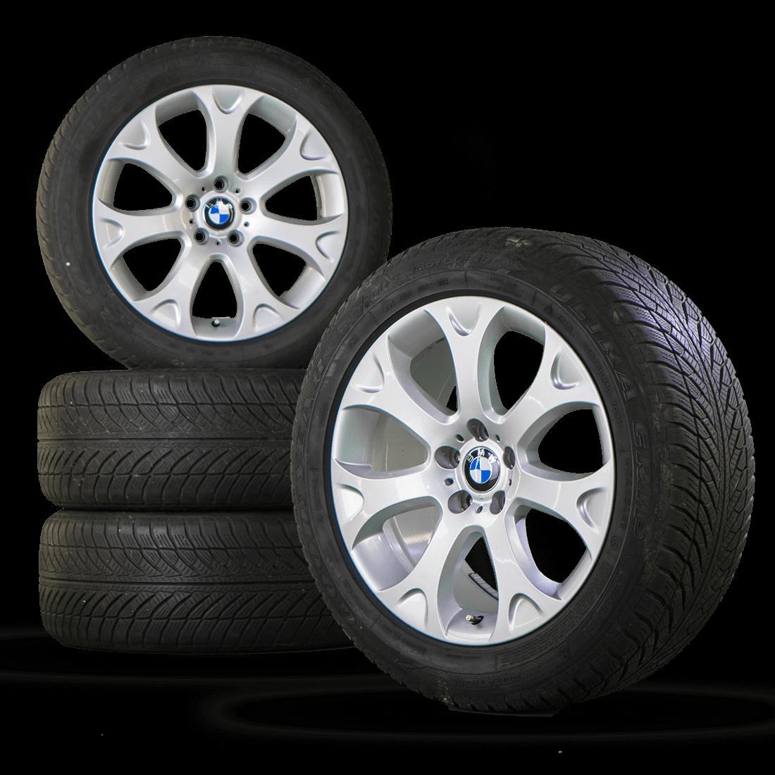 BMW 19 Inch Rims X5 E70 Aluminum Rims Winter Tires Winter
