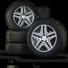 AMG 20 Zoll Mercdes Benz G-Klasse G63 G65 W463 Alufelgen Felgen Sommerräder