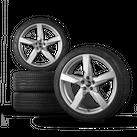Audi 21 Zoll Felgen Q5 SQ5 FY Alufelgen Sommerreifen Sommerräder 80A601025AR