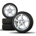 Mercedes 19 inch rims CLS C257 Winter complete wheels Winter tires Winter wheels