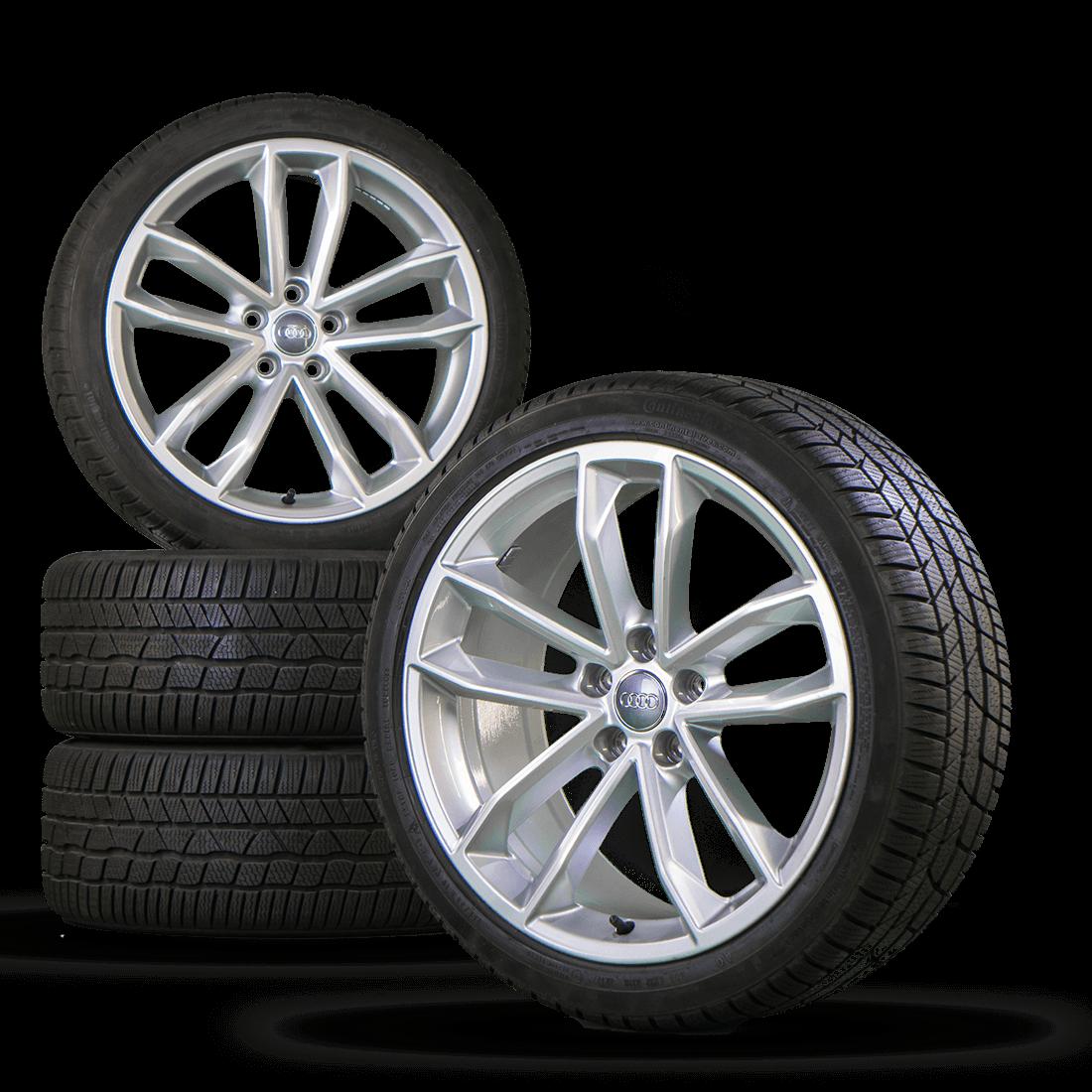 Audi 19 Inch Aluminum Rims A5 S5 8W B9 Rims Winter Tires