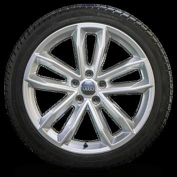 Audi 19 Zoll Alufelgen A5 S5 8W B9 Felgen Winterreifen Winterräder S line Cavo – Bild 2