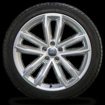 Audi 19 Zoll Alufelgen A5 S5 8W B9 Felgen Winterreifen Winterräder S line Cavo – Bild 4
