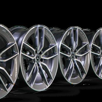 AMG 20 inch rims Mercedes E43 E53 W213 W238 alloy rims A2134014900 A2134015000 – Bild 2