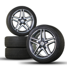 AMG 18 inch Mercedes Benz A45 W176 CLA45 W117 250 sport winter tires winter