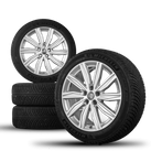 Audi 19 inch rims A6 S6 4K C8 dynamics aluminum rims winter tires winter wheels